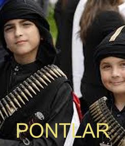 Poster:     PONTLAR
