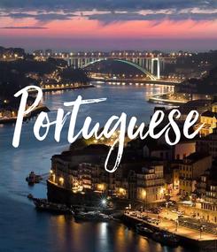 Poster: Portuguese