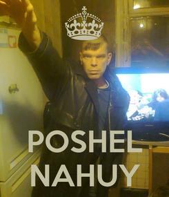 Poster:    POSHEL NAHUY