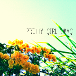 Poster:  Pretty Girl Swag