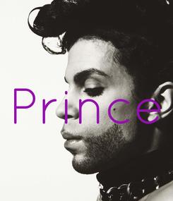 Poster: Prince