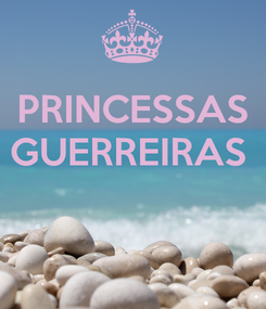 Poster: PRINCESSAS GUERREIRAS