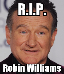 Poster: R.I.P. Robin Williams