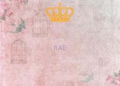 Poster:  RAE