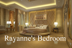 Poster:    Rayanne's Bedroom