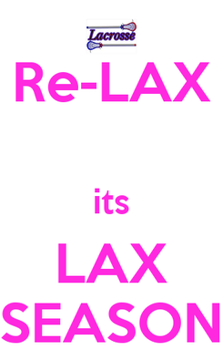 Poster: Re-LAX  its LAX SEASON