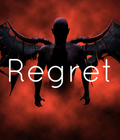 Poster: Regret
