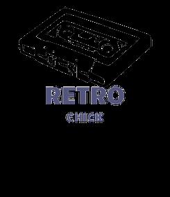 Poster:  RETRO CHICK