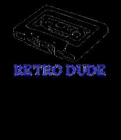 Poster:  RETRO DUDE