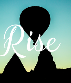 Poster: Rise