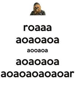 Poster: roaaa aoaoaoa aooaoa aoaoaoa aoaoaoaoaoar