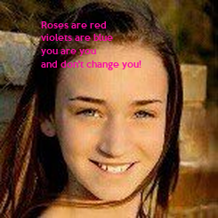 Poster: Roses are red