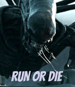 Poster:     RUN OR DIE