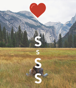 Poster:  S S S S