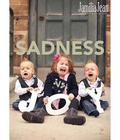 Poster: SADNESS  Vs