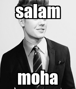 Poster: salam moha