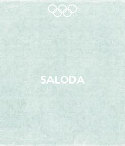 Poster:   SALODA