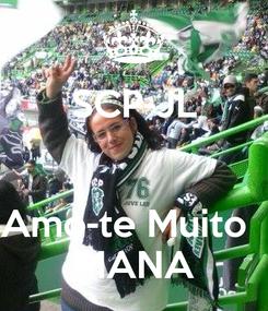 Poster: SCP-JL   Amo-te Muito   MANA