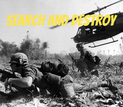 Poster: SEARCH AND DESTROY