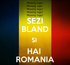 Poster: SEZI BLAND SI  HAI  ROMANIA