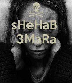 Poster: sHeHaB  3MaRa