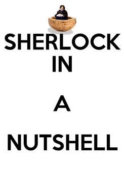 Poster: SHERLOCK IN A NUTSHELL