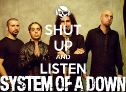 Poster: SHUT UP AND LISTEN