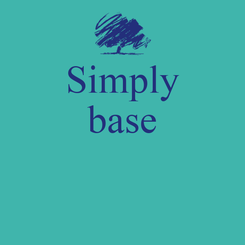 Poster: Simply base