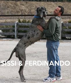 Poster:     SISSI & FERDINANDO