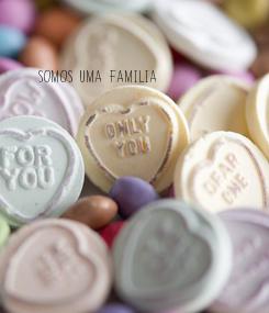Poster: Somos uma familia