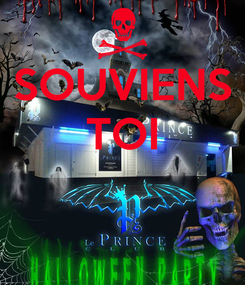 Poster: SOUVIENS TOI