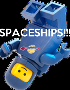 Poster: SPACESHIPS!!!