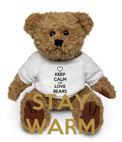 Poster:    STAY WARM
