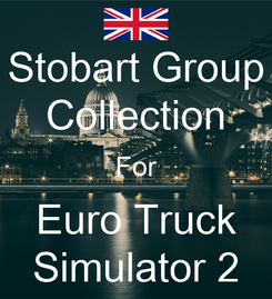 Poster: Stobart Group Collection For Euro Truck Simulator 2