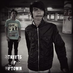 Poster: Streets Of Uptown