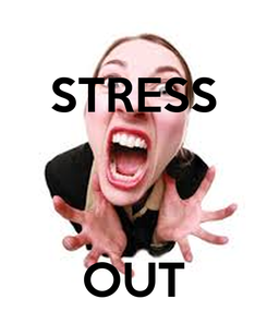Poster: STRESS    OUT