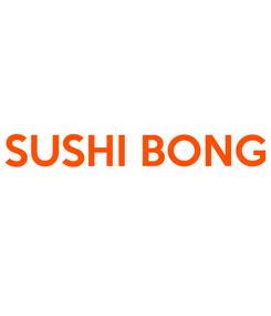 Poster:  SUSHI BONG
