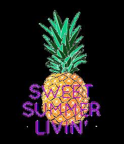 Poster:     SWEET SUMMER LIVIN'