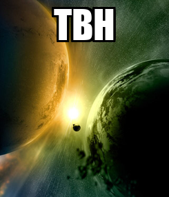 Poster: TBH