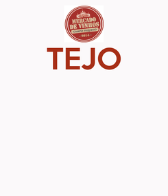 Poster: TEJO