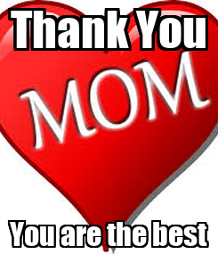 Poster: Thank You You are the best