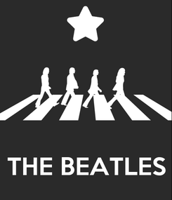 Poster:     THE BEATLES