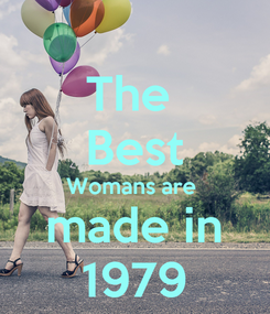 Poster: The  Best Womans are  made in 1979