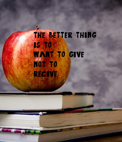 Poster: the better thing