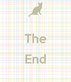 Poster:  The  End