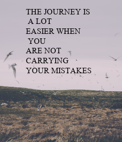 Poster: THE JOURNEY IS