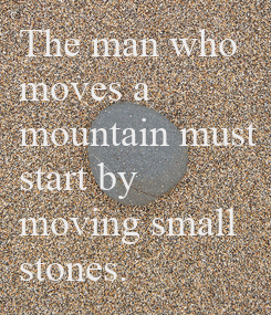 Poster: The man who 