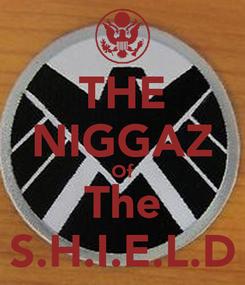 Poster: THE NIGGAZ Of The S.H.I.E.L.D