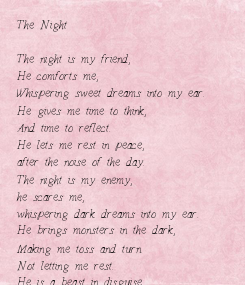 Poster: The Night