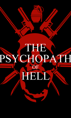 Poster: THE PSYCHOPATH OF HELL